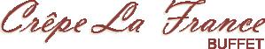 Crêpe La France Logo