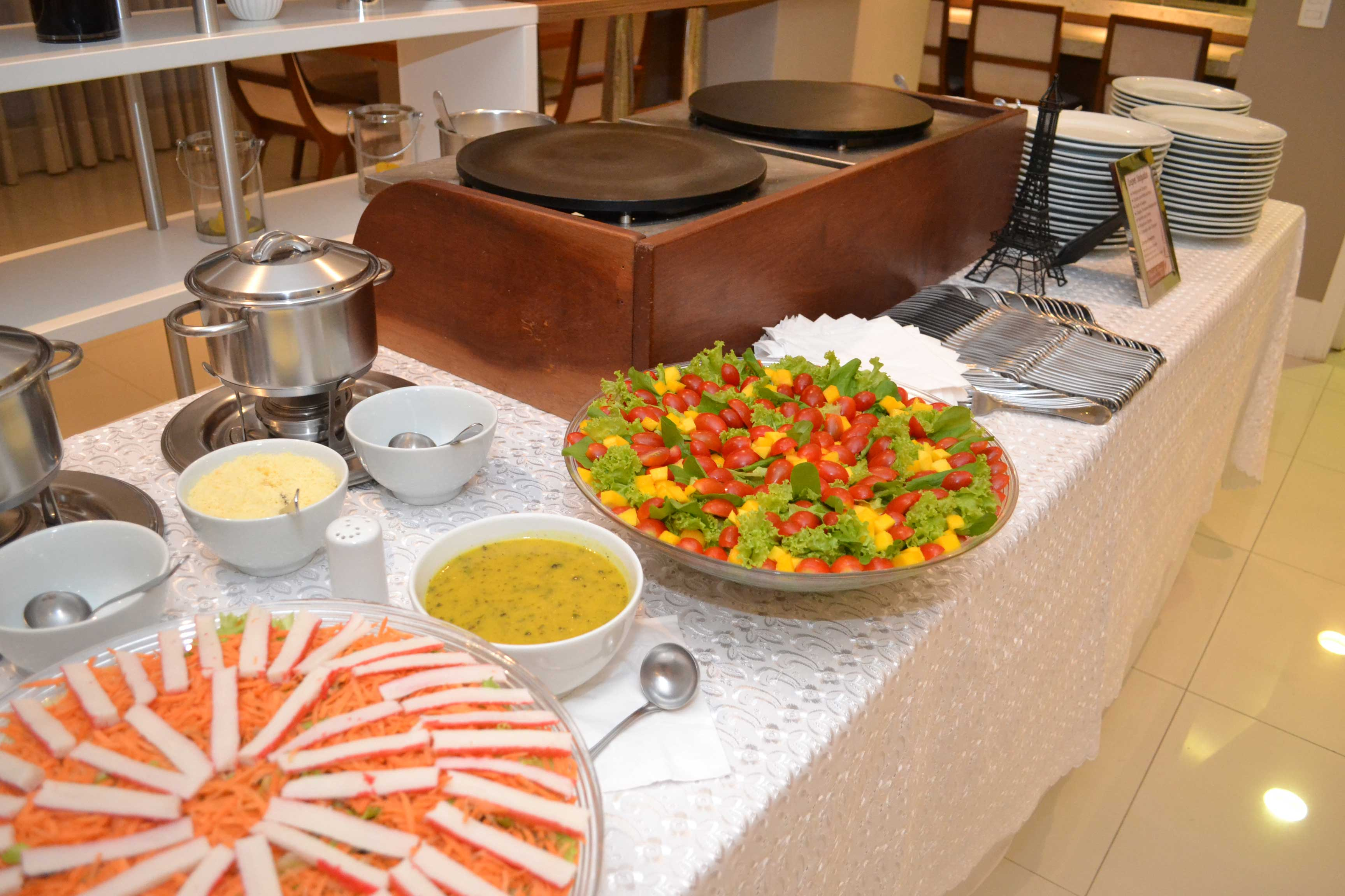 Buffet de crepe Crêpe La France