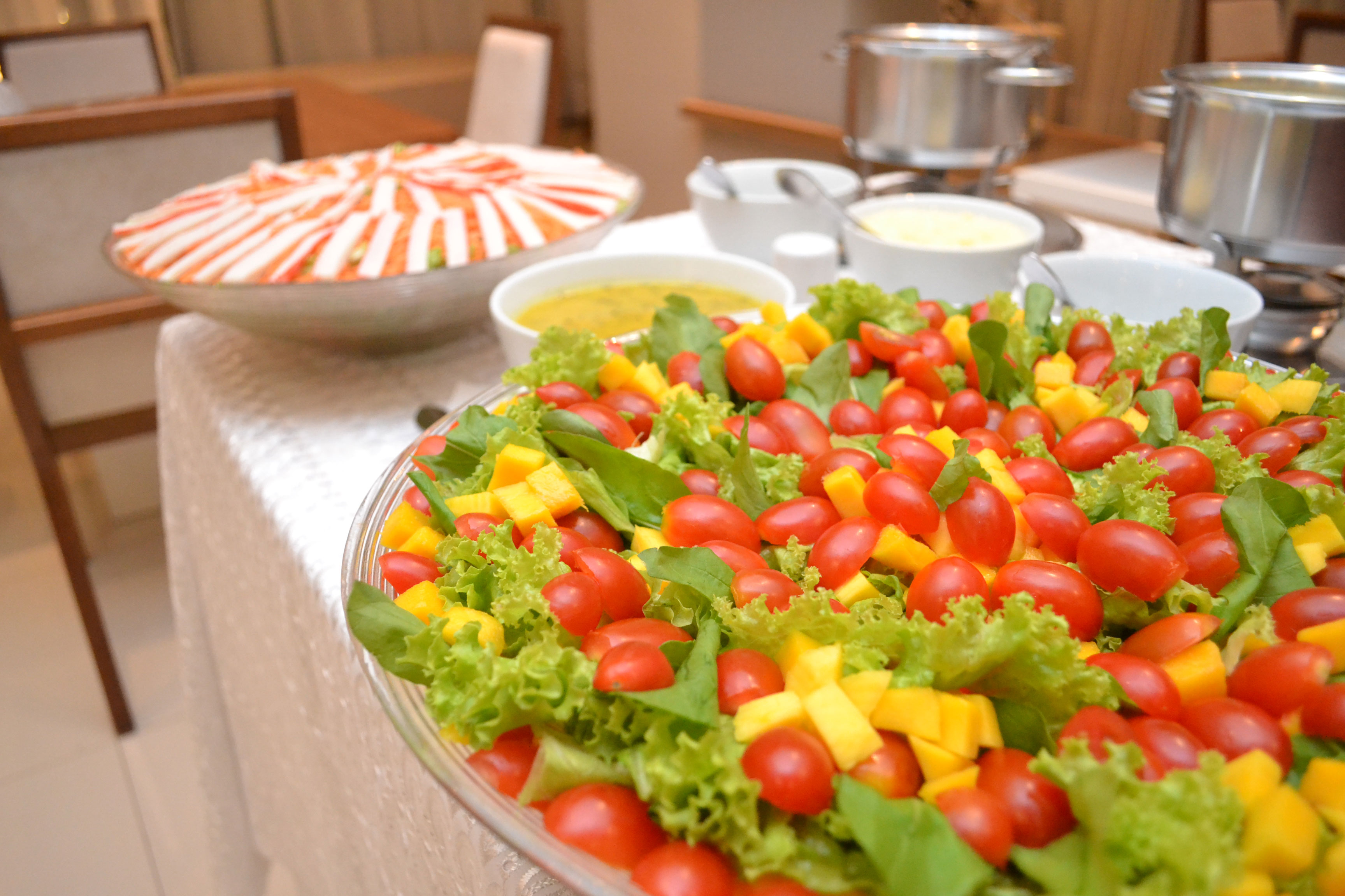 Saladas Crêpe La France